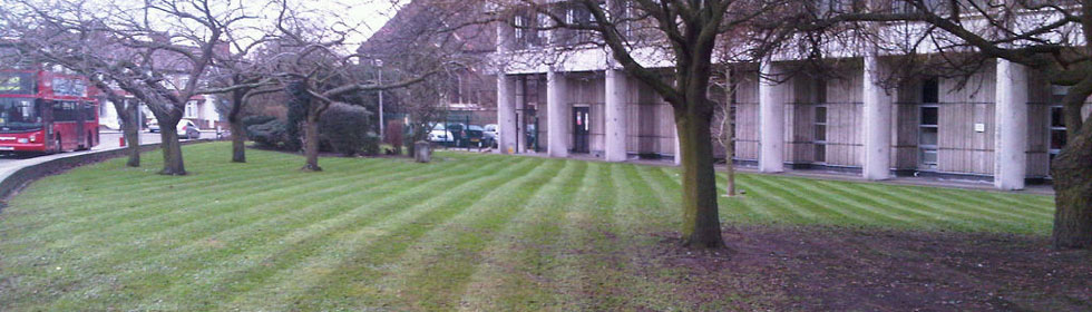 Estate grass mowing services company