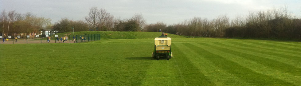 Grass cutting services in Essex