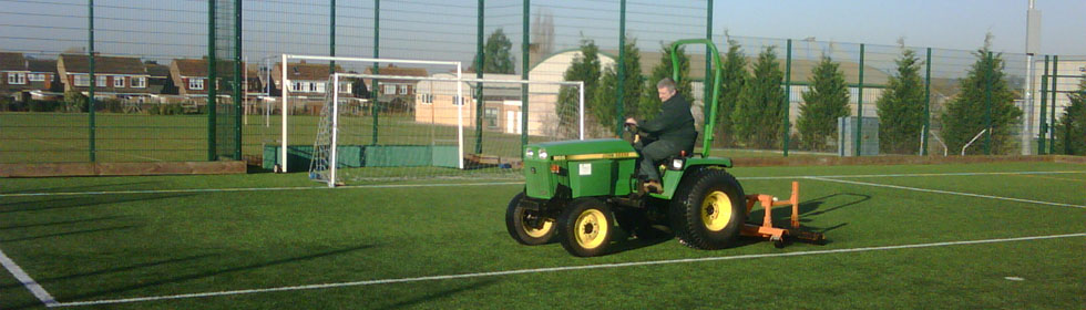 Professional grounds maintenance contractors, Essex